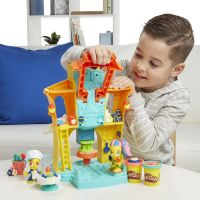Hasbro Play Doh 3-in-1 Town Center 5