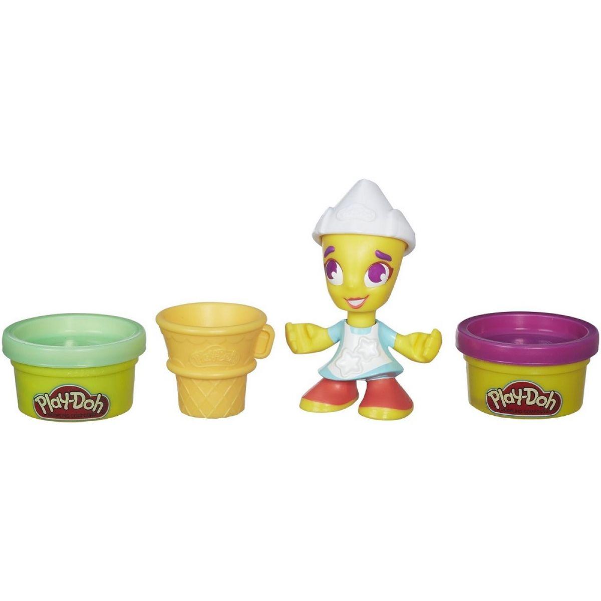 Play-Doh PLAY DOH TOWN figúrkami ASST