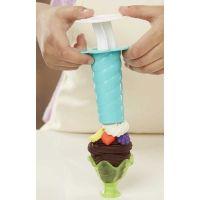 Play-Doh Ultimate swirl Ice Cream makier 4