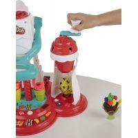 Play-Doh Ultimate swirl Ice Cream makier 5