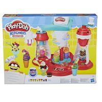 Play-Doh Ultimate swirl Ice Cream makier 6