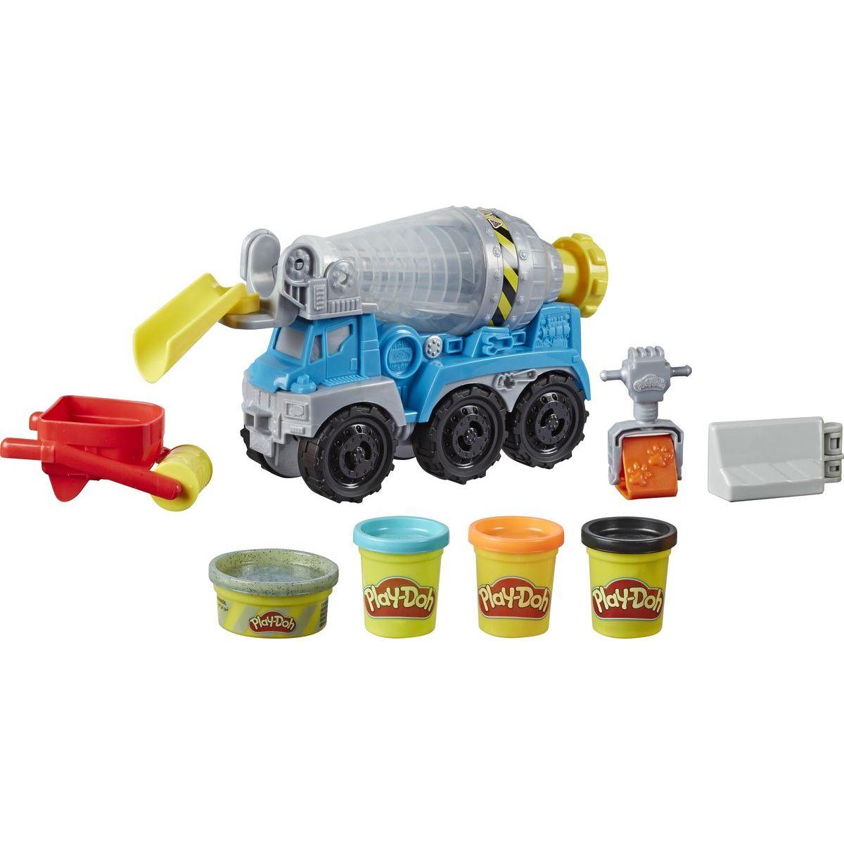 Play-Doh Betónová miešačka