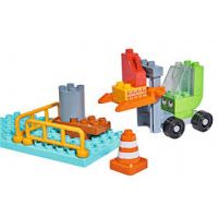 PlayBig Bloxx Bořek Stavitel Vysokozdvižný vozík