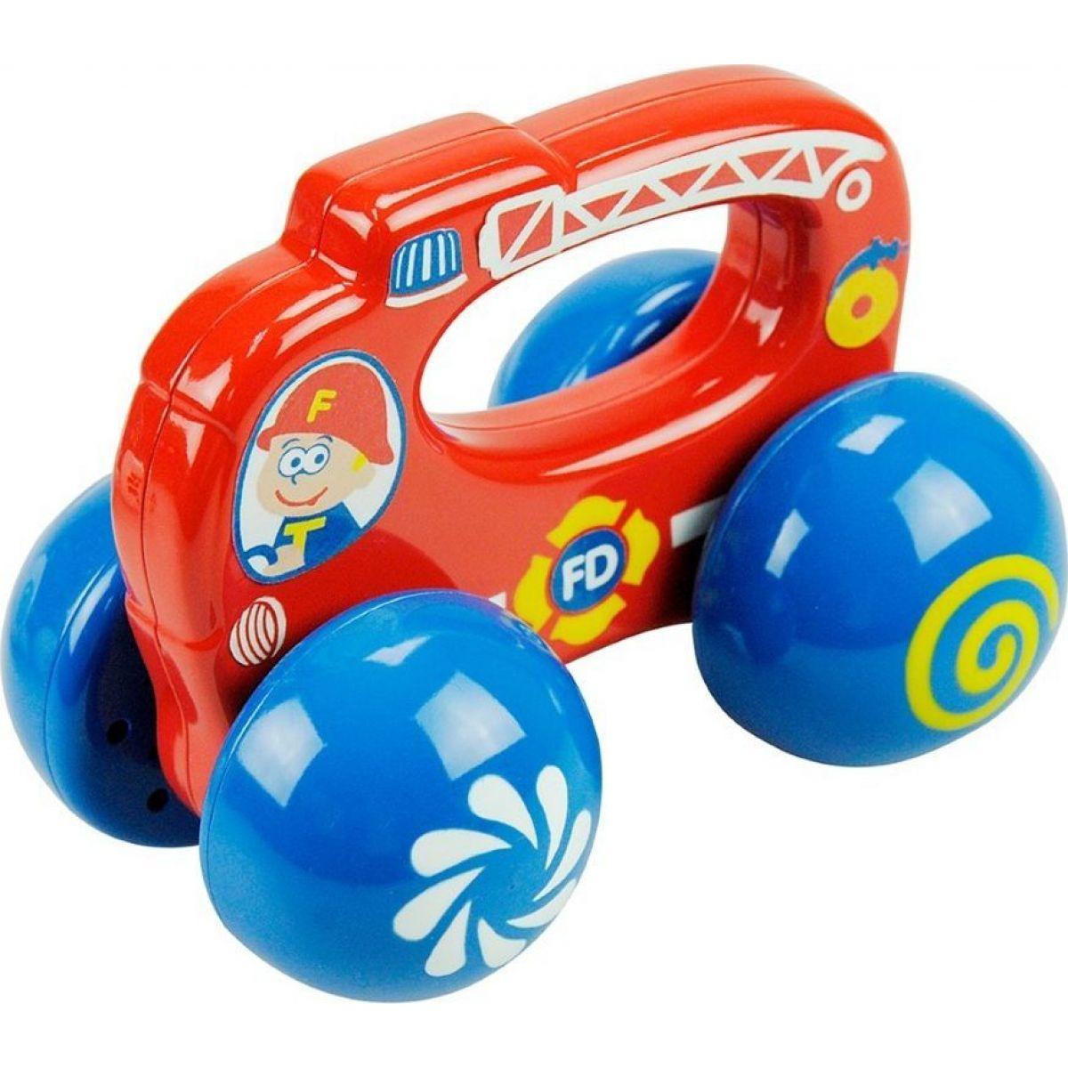 Playgo Hrkajúca autíčko Hasiči