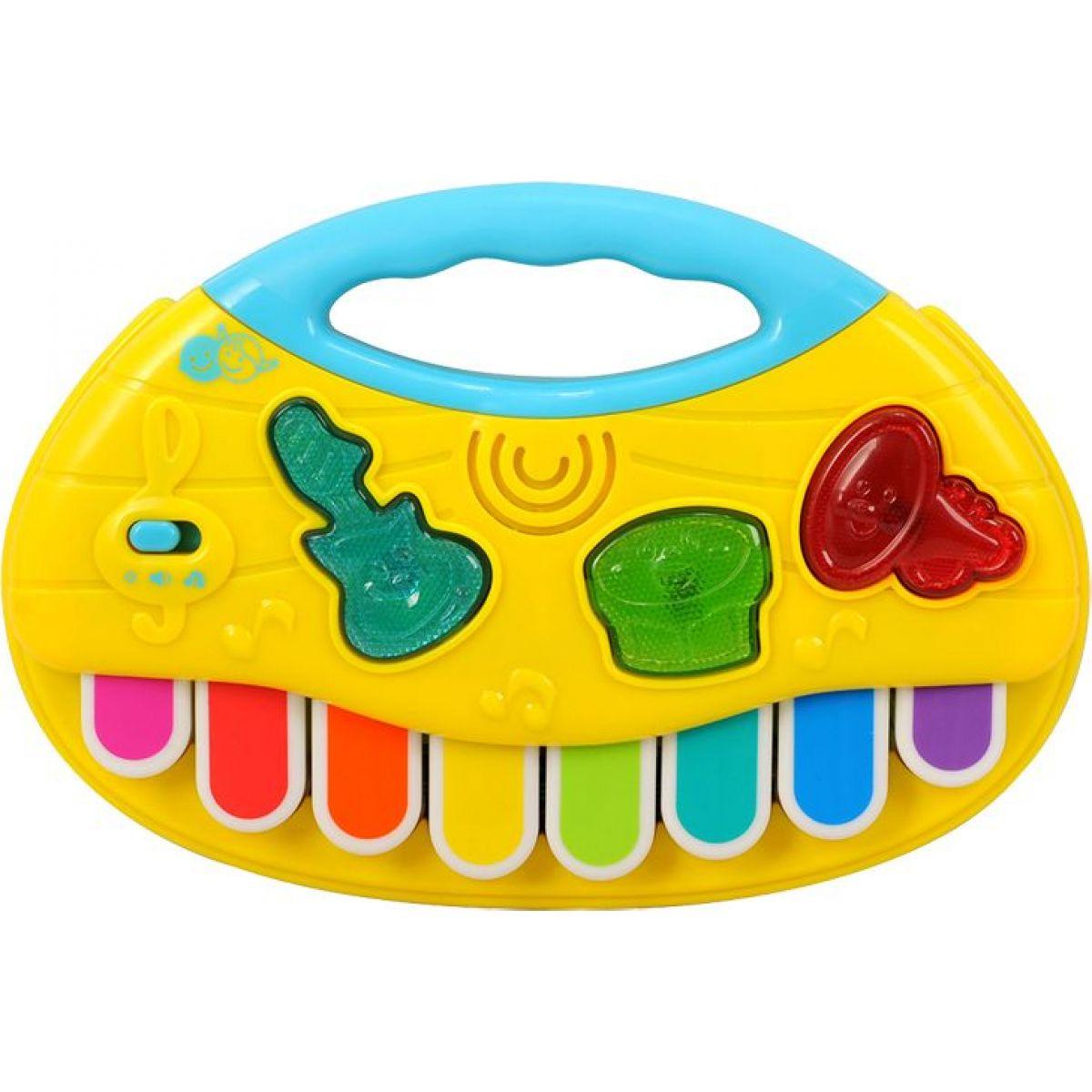 Playgo moje přenosné klávesy