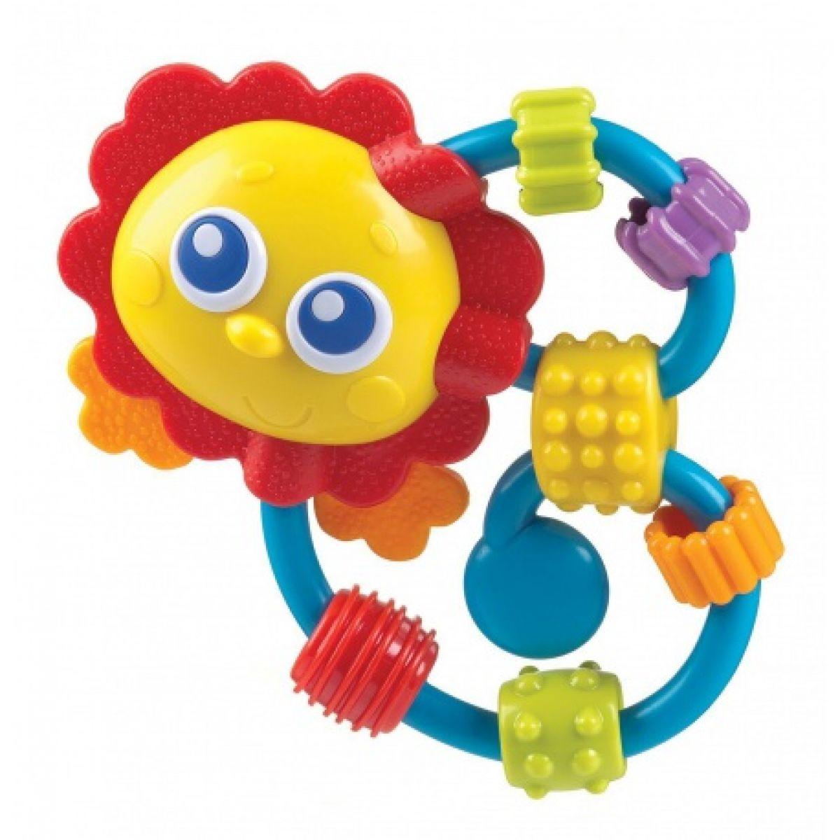 Playgro Hrkálka levíček