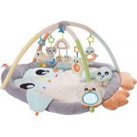 Playgro Luxusní hrací deka Tučňák
