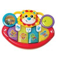 Playgro Multifunkčný hudobný nástroj lev