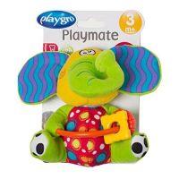 Playgro Šuštiace sloník s hryzátkami 4
