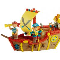 Playmais Fun To Play Pirates 4