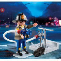 Playmobil 4795 Hasič s hydrantmi 2