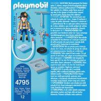 Playmobil 4795 Hasič s hydrantmi 3