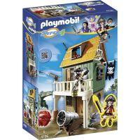 Playmobil 4796 Maskovaná pirátska pevnosť s Ruby