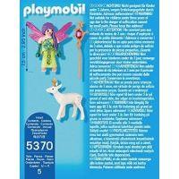 Playmobil 5370 Víla s kúzelným srncov 3