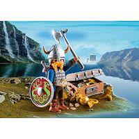 Playmobil 5371 Viking so zlatým pokladom 2