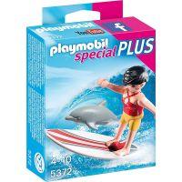 Playmobil 5372 Surferka s delfínom