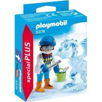 Playmobil 5374 Umelkyňa s ľadovou sochou