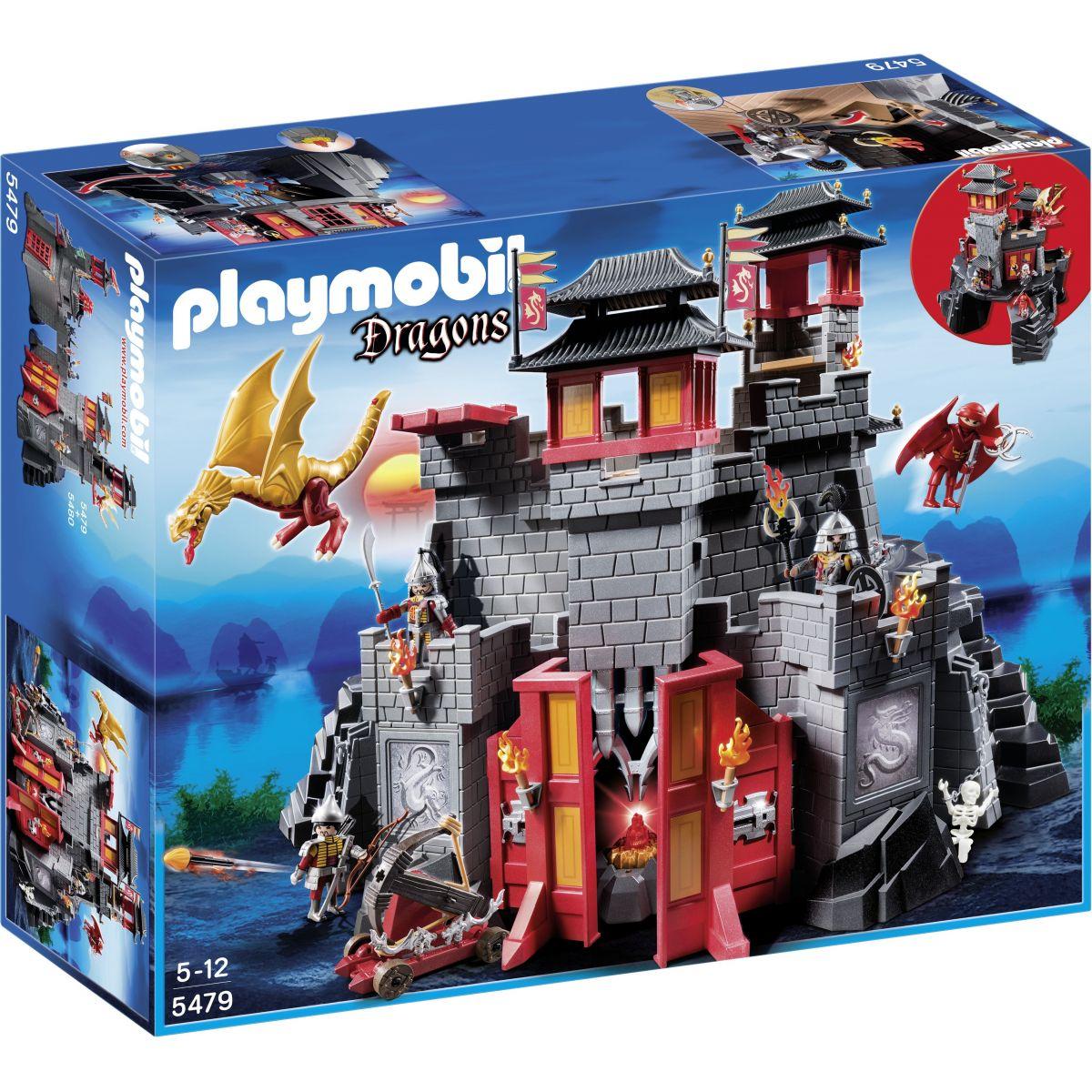 Playmobil 5479 Veľký Ázijský hrad
