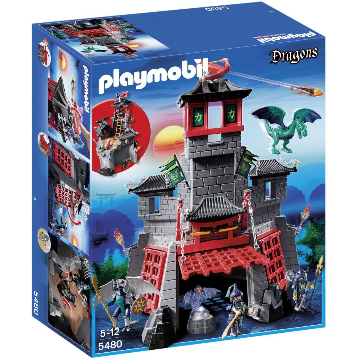 Playmobil 5480 Tajná dračie skrýša