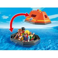Playmobil 5545 Záchranný ostrovček 3