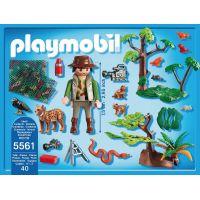 Playmobil 5561 rysie rodina a kameraman 3