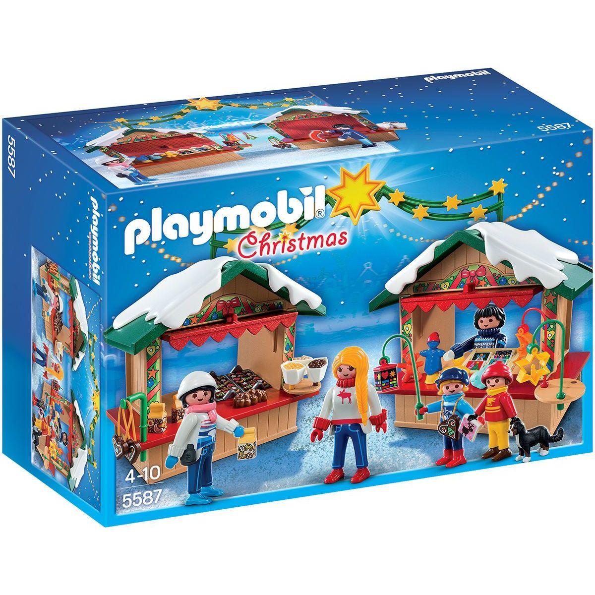 Playmobil 5587 Vianočné trhy