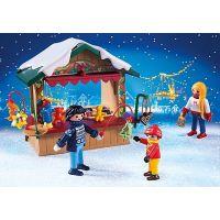 Playmobil 5587 Vianočné trhy 2