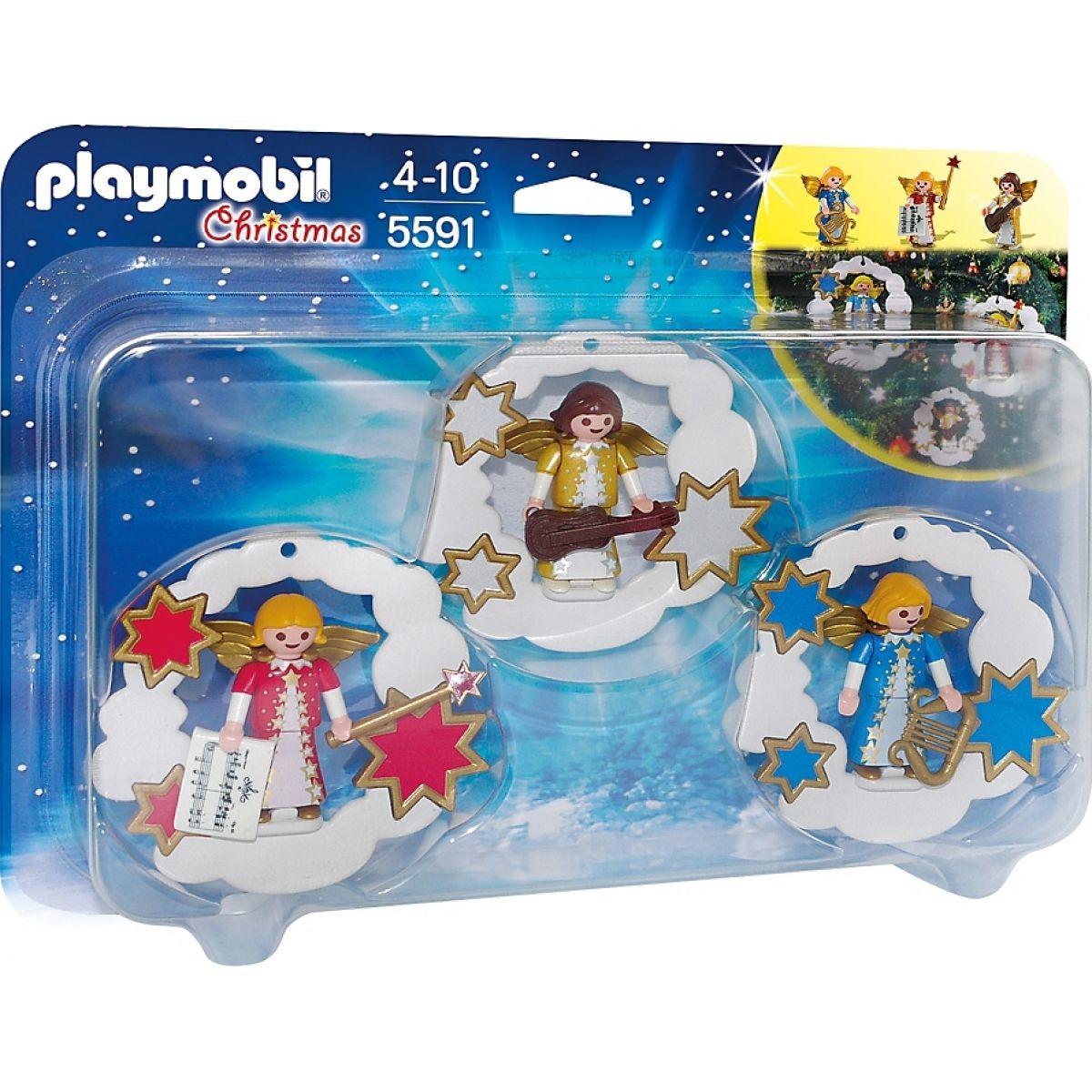 Playmobil 5591 Vianočné anjeli