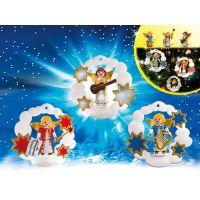 Playmobil 5591 Vianočné anjeli 3