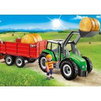 Playmobil 6130 Traktor s prívesom 2