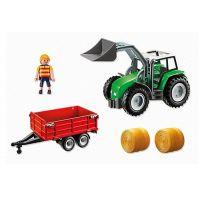 Playmobil 6130 Traktor s prívesom 3