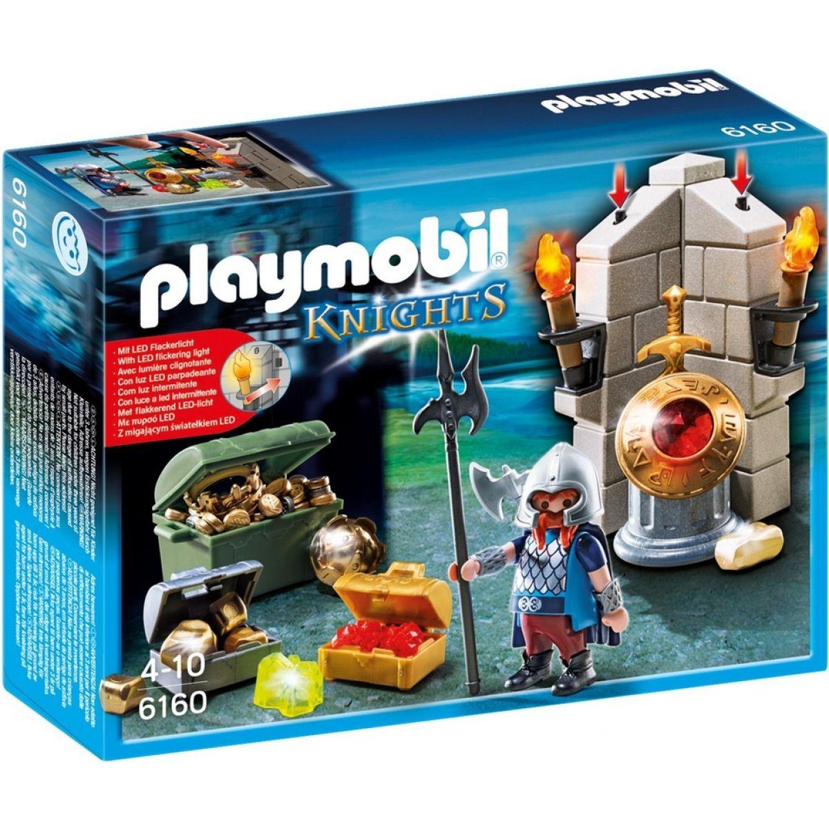 Playmobil 6160 Strážca kráľovského poľiada