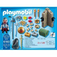 Playmobil 6160 Strážca kráľovského poľiada 3