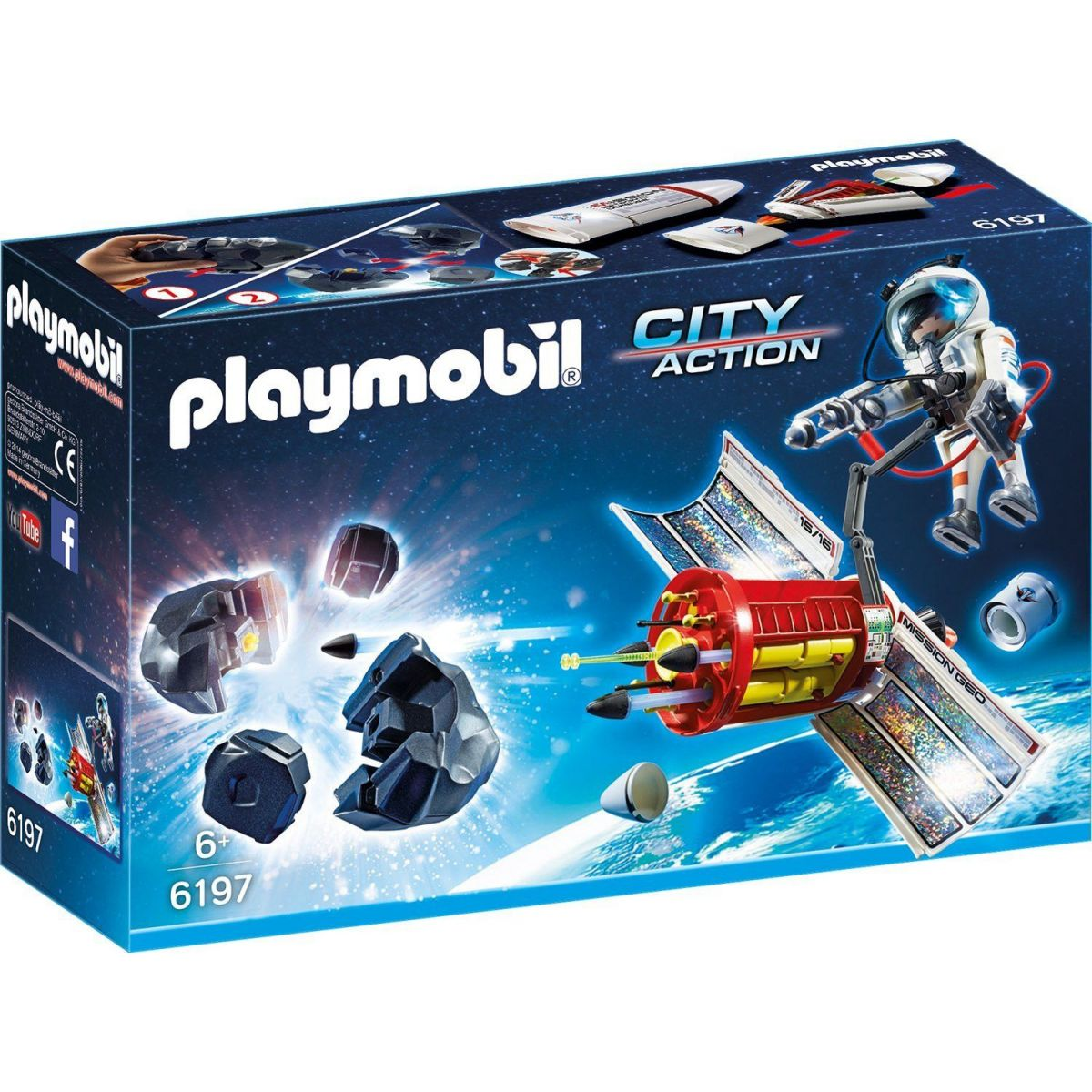 Playmobil 6197 Meteority