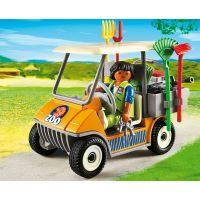 Playmobil 6636 Vozidlo správcu ZOO 3