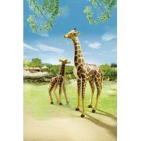 Playmobil 6640 Žirafa s mláďaťom 2