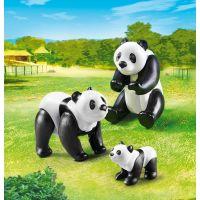 PLAYMOBIL 6652 Pandy s mláďaťom 2