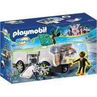 Playmobil 6692 Techno Chameleón s agentom Genem