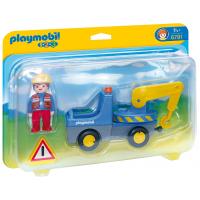 Playmobil 6791 Malý žeriav