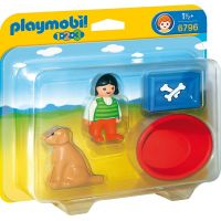 Playmobil 6796 Dievčatko s psíkom
