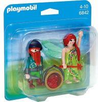 Playmobil 6842 Duo pack Víla s trpaslíkom
