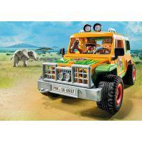 Playmobil 6937 Auto strážcu parku s prívesom 3
