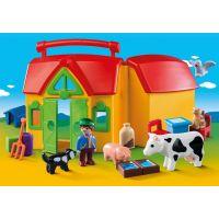 PLAYMOBIL® 6962 Moja prvá prenosná farma 1.2.3 2