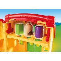 PLAYMOBIL® 6962 Moja prvá prenosná farma 1.2.3 4