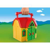 PLAYMOBIL® 6962 Moja prvá prenosná farma 1.2.3 5