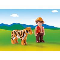 Playmobil 6976 Strážca s tigrom 2