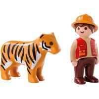 Playmobil 6976 Strážca s tigrom 3