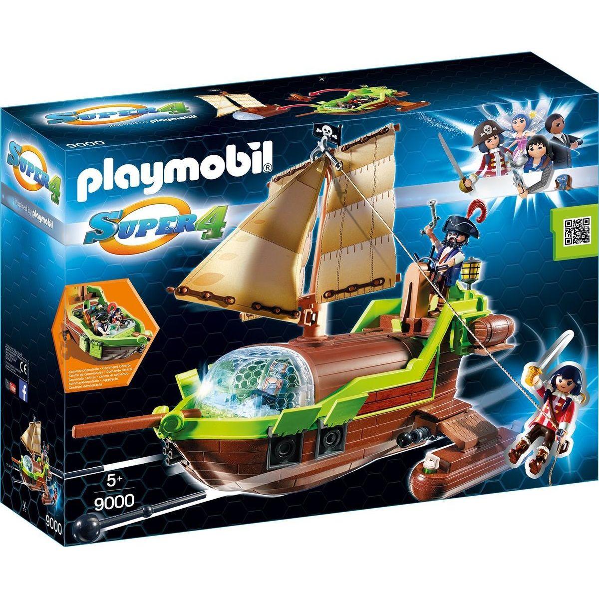 Playmobil 9000 Pirátsky Chameleón s Ruby
