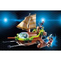 Playmobil 9000 Pirátsky Chameleón s Ruby 2