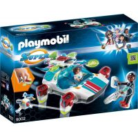Playmobil 9002 FulguriX s agentom Genom